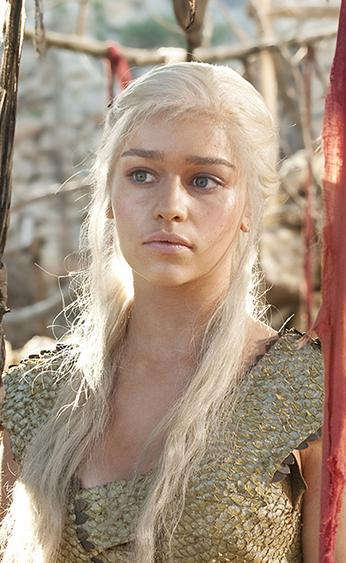 Emilia Clarke / Daenerys Targar...